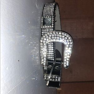 Accessories - Rhinestone belt